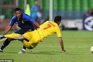 Giải U21 châu Âu: Pháp dắt tay Romania vào bán kết