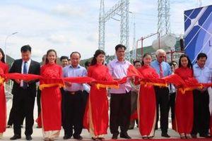 Phú Yên khánh thành nhà máy điện mặt trời có tổng vốn đầu tư 4.985 tỷ đồng