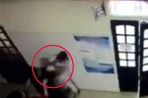 Nữ điều dưỡng bị côn đồ hành hung tại bệnh viện ở Nghệ An