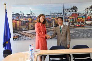EU và Việt Nam sẽ ký Hiệp định thương mại tự do vào ngày 30-6 tại Hà Nội