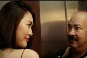 'Mr Cần Trô' làm phim ngắn về hành vi sàm sỡ trong thang máy