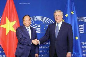 Ngày 30/6, EU và Việt Nam sẽ ký Hiệp định thương mại tự do