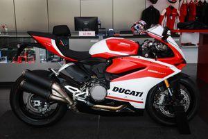 Cận cảnh Ducati 959 Panigale Corse giá 595 triệu tại VN
