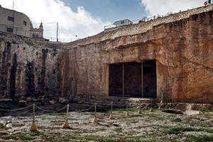 Lăng mộ các vị vua ở Jerusalem được mở cửa trở lại