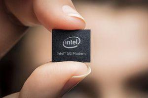 Intel 'bỏ cuộc chơi' chip 5G trên di động?