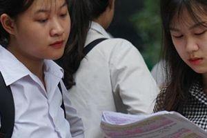 Đề thi, đáp án gợi ý môn tiếng Anh THPT Quốc gia 2019 - Mã đề 401