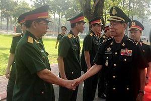 Hợp tác giữa Bộ tư lệnh Công binh Việt Nam và Campuchia thiết thực, hiệu quả