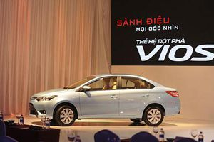 'Vua doanh số' Toyota Vios triệu hồi thay túi khí tại Việt Nam