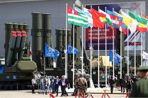 Nga khoe loạt vũ khí tối tân tại triển lãm khí tài 2019
