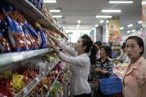 Triều Tiên kêu gọi người dân sản xuất hàng hóa tầm cỡ thế giới, không phụ thuộc nhập khẩu