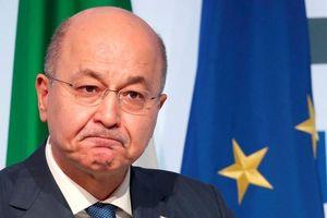Tổng thống Iraq: Baghdad sẽ không để Mỹ lợi dụng để tấn công nước láng giềng Iran