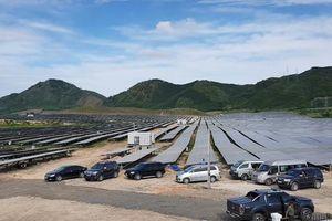 Sôi động ngành công nghiệp điện mặt trời