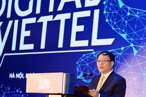 Viettel ra mắt Tổng Công ty dịch vụ số