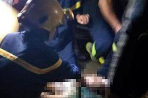Nghi án chồng đánh vợ, đốt nhà rồi tự sát ở Ninh Bình