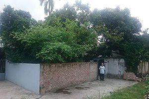 Dự án 'Khu nhà ở cụm 9, phường Phú Thượng, quận Tây Hồ': Mập mờ tính pháp lý