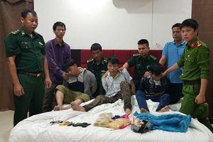 Những chiến công thầm lặng của bộ đội biên phòng Hà Tĩnh trên mặt trận phòng chống ma túy