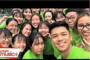 Ca sĩ Trọng Hiếu trở thành Đại sứ môi trường trong MV Việt Nam Tái Chế