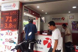 Xổ số Vietlott qua thời 'hoàng kim', cửa hàng vẫn kiếm nửa tỷ đồng mỗi tháng