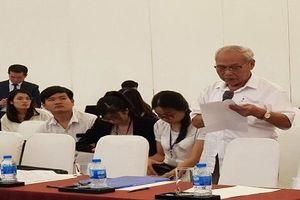 Vụ Ngân hàng Nam Á: Ông Nguyễn Chấn tố cáo con trai là do có sự xúi giục?
