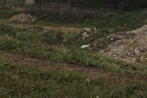 Phát hiện người đàn ông chết bất thường ven sông Đà