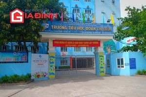 Hà Nội: Trường tiểu học, trung học Đoàn Thị Điểm đào tạo 'chui' tại quận Bắc Từ Liêm