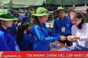 Cộng đồng Hà Tĩnh đồng hành cùng sỹ tử