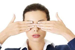 Bài tập 10 phút mỗi ngày cho mắt sáng, khỏe