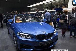 BMW đặt mục tiêu tăng gấp đôi doanh số ôtô điện vào năm 2021