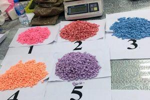 Giấu ma túy trong ruột loa điện tử, rồi gửi về Việt Nam tiêu thụ