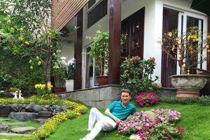 Hoa mắt trước khối bất động sản siêu hoành tráng của ca sỹ Đàm Vĩnh Hưng