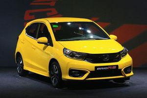 Những trang bị đáng giá trên Honda Brio giá hơn 400 triệu đồng tại Việt Nam