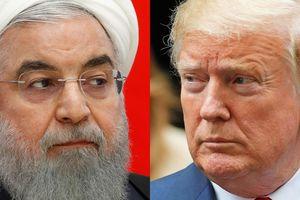 Tổng thống Iran nói Nhà Trắng 'thiểu năng', ông Trump phản ứng kịch liệt