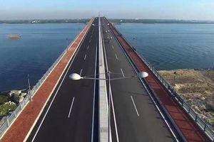 Quảng Nam tiếp tục đầu tư gần 100 tỷ đồng cho công trình cầu Cửa Đại