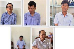 Trà Vinh: Gây thất thoát hàng trăm tỷ đồng, 5 cựu cán bộ phòng TNMT tỉnh bị bắt
