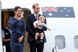 Công nương Kate không được đi cùng chuyến bay với Hoàng tử William và lý do kỳ lạ phía sau