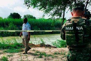 Hai cha con ôm nhau chết đuối ở biên giới Mỹ - Mexico gây ám ảnh