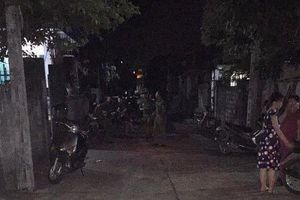 Ninh Bình: Người đàn ông đánh vợ, đốt nhà rồi cứa cổ tự sát