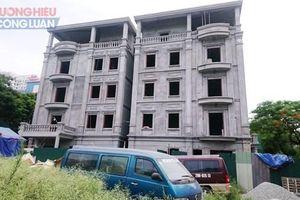 Quận Tây Hồ (Hà Nội): Quy hoạch Khu biệt thự Vườn Đào đang bị… 'băm nát'?