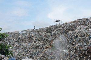 Cần Thơ: 3.000 tấn rác chôn lấp được đề nghị đốt miễn phí