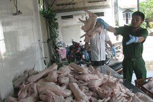 Công an TP.HCM tăng cường tấn công thực phẩm bẩn