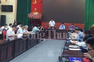 Huyện Thường Tín: Sản xuất công nghiệp - xây dựng ước đạt 9.160 tỷ đồng