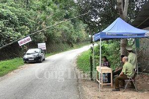 Dịch tả lợn châu Phi chi phối kiểm soát thị trường ở Lào Cai
