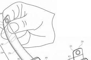 Dây đeo Apple Watch có thể tích hợp camera