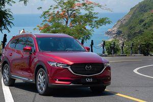 Chi tiết Mazda CX-8: Giá 1,2 tỷ, trang bị như xe sang