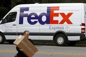 FedEx kiện chính phủ Mỹ vì Huawei