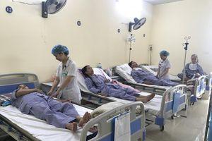 Nắng nóng gay gắt, các bệnh viện tìm cách 'giảm nhiệt' cho người bệnh