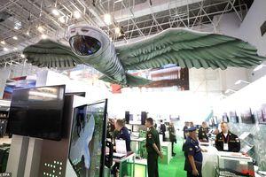 Nga trình làng UAV hình chim cú, đánh lạc hướng mọi kè thù