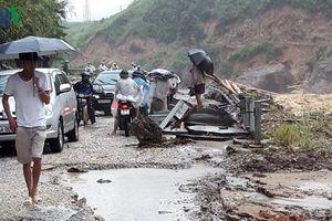 Chỉ trong 3 ngày, mưa lũ ở Tây Bắc gây thiệt hại hơn 26,3 tỷ đồng