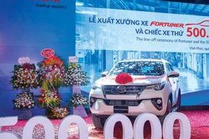 Toyota miệt mài cho ngôi vương