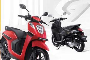 Honda Genio 2019 ra mắt, giá bán từ 28 triệu đồng